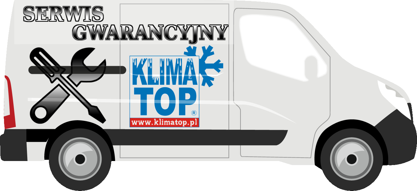 gwarancja door-to-door Klima-Top